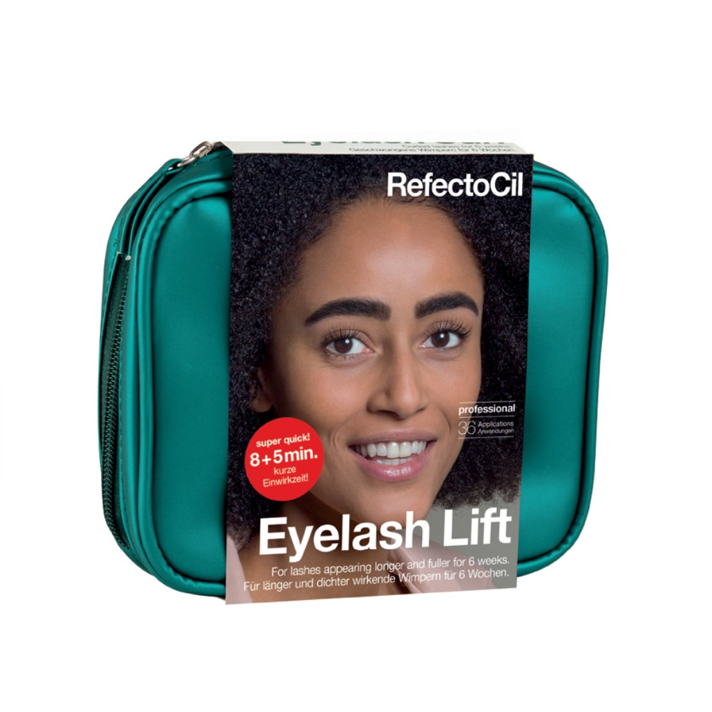 Kit Eyelash Lift Refectocil/ Brow Lamination - 36 aplicações  - Tebori Nordeste