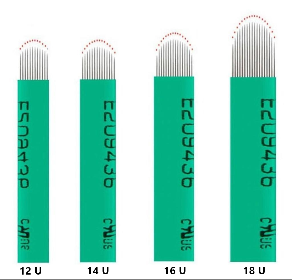 Lâmina Flex Micro - 0,16 mm  - Tebori Nordeste