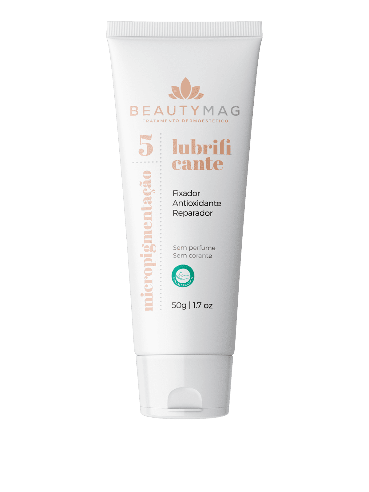 Lubrificante Beauty Mag Care - 50g  - Tebori Nordeste