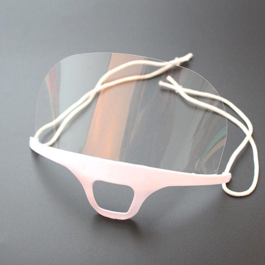 Máscara Higiênica em Acrílico - unidade  - Tebori Nordeste
