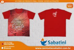 Camiseta Personalizada - CRISMA - DOURADOS - MS - ID:14749109