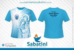 Camiseta Personalizada - Pastoral Familiar - Paróquia Santo Antônio - Iporã - PR - ID15400451