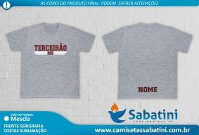 Camiseta Personalizada -TERCEIRÃO - IPORÃ  - PR- ID:13712772