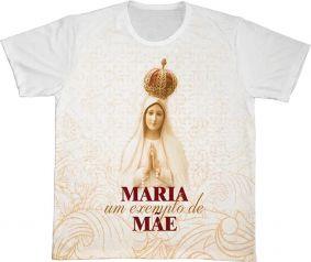 Camiseta REF.0101 - Nossa Senhora de Fátima