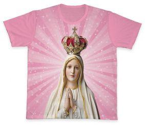 Camiseta REF.0103 - Nossa Senhora de Fátima