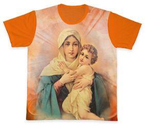 Camiseta REF.0107 - Mãe Rainha