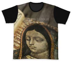 Camiseta REF.0110 - Nossa Senhora de Guadalupe