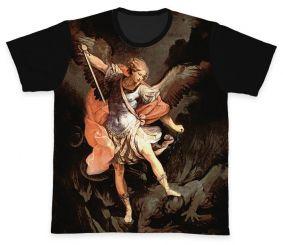 Camiseta REF.0130 - São Miguel Arcanjo
