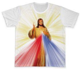 Camiseta REF.0136 - Jesus Misericordioso