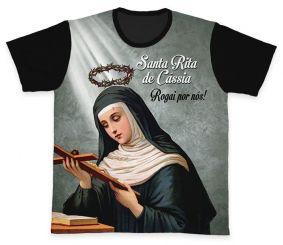 Camiseta REF.0139 - Santa Rita de Cássia