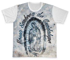 Camiseta REF.0143 - Nossa Senhora de Guadalupe