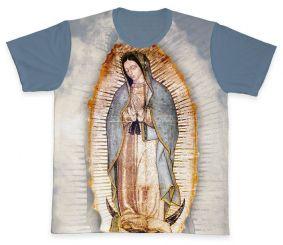 Camiseta REF.0146 - Nossa Senhora de Guadalupe