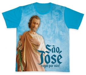 Camiseta REF.0153 - São José