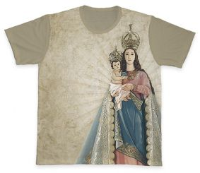 Camiseta REF.0168 - Nossa Senhora de Nazaré