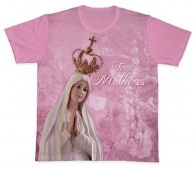 Camiseta REF.0172 - Terço das Mulheres