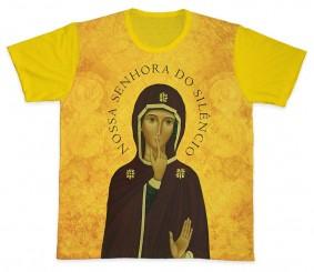 Camiseta Ref. 0182 - Nossa Senhora do Silêncio