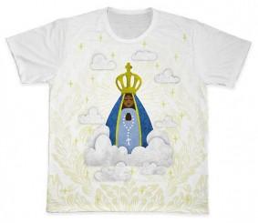 Camiseta REF.0184 - Nossa Senhora Aparecida