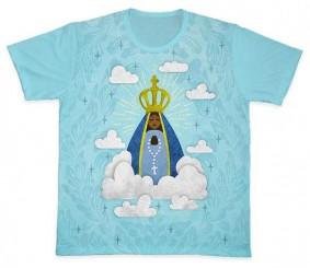 Camiseta REF.0185 - Nossa Senhora Aparecida
