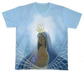 Camiseta REF.0188 - Nossa Senhora Aparecida