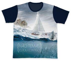 Camiseta REF.0207 - Não Temas