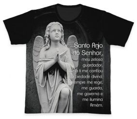 Camiseta REF.0217 - Santo Anjo do Senhor