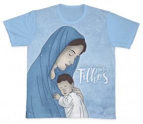Camiseta Ref. 0241 - Mães que oram pelos filhos