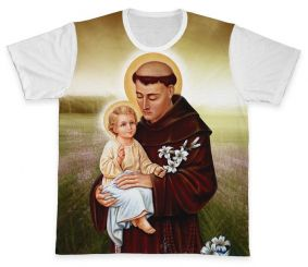Camiseta REF.0250 - Santo Antônio