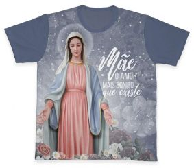 Camiseta REF.0255 - Nossa Senhora Das Graças