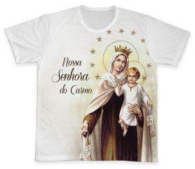 Camiseta REF.0267 - Nossa Senhora do Carmo
