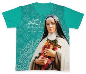 Camiseta REF.0273 - Santa Teresinha