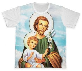 Camiseta REF.0289 - São José