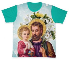 Camiseta REF.0295 - São José