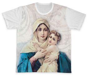 Camiseta REF.0299 - Mãe Rainha
