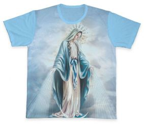 Camiseta REF.0310 - Nossa Senhora Das Graças