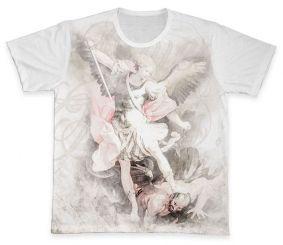 Camiseta REF.0312 - São Miguel Arcanjo