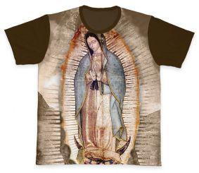 Camiseta REF.0315 - Nossa Senhora de Guadalupe