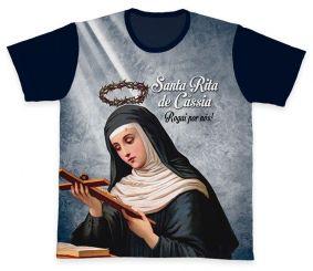 Camiseta REF.0319 - Santa Rita de Cássia