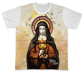 Camiseta REF.0330 - Santa Clara de Assis