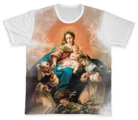 Camiseta REF.0351 - Nossa Senhora do Rosário