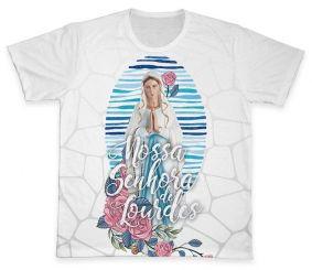 Camiseta REF.0354 - Nossa Senhora de Lourdes