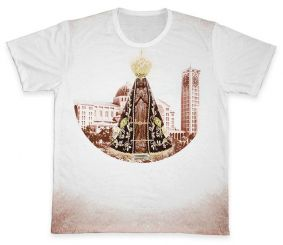 Camiseta REF.0360 - Nossa Senhora Aparecida
