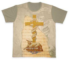 Camiseta REF.0362 - Cordeiro de Deus
