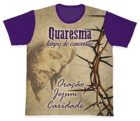 Camiseta REF.0364 - Quaresma