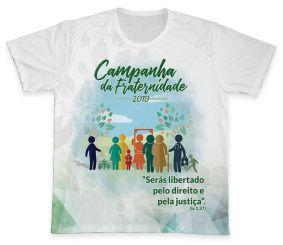 Camiseta REF.0376 - Campanha da Fraternidade 2019