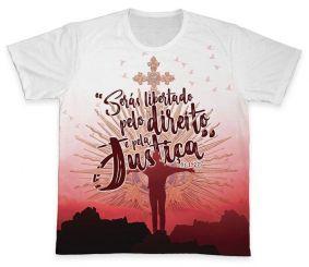 Camiseta REF.0379 - Campanha da Fraternidade 2019