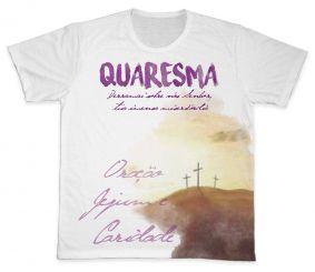 Camiseta REF.0380 - Quaresma