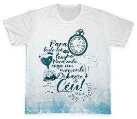 Camiseta REF.0383 - Eclesiastes 3,1