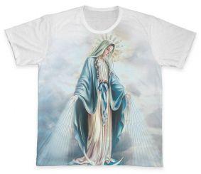 Camiseta REF.0391 - Nossa Senhora Das Graças