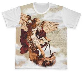 Camiseta REF.0392 - São Miguel Arcanjo