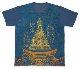 Camiseta REF.0397 - Nossa Senhora Aparecida